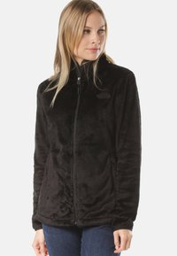 The North Face - Fleece jacket - black - 0