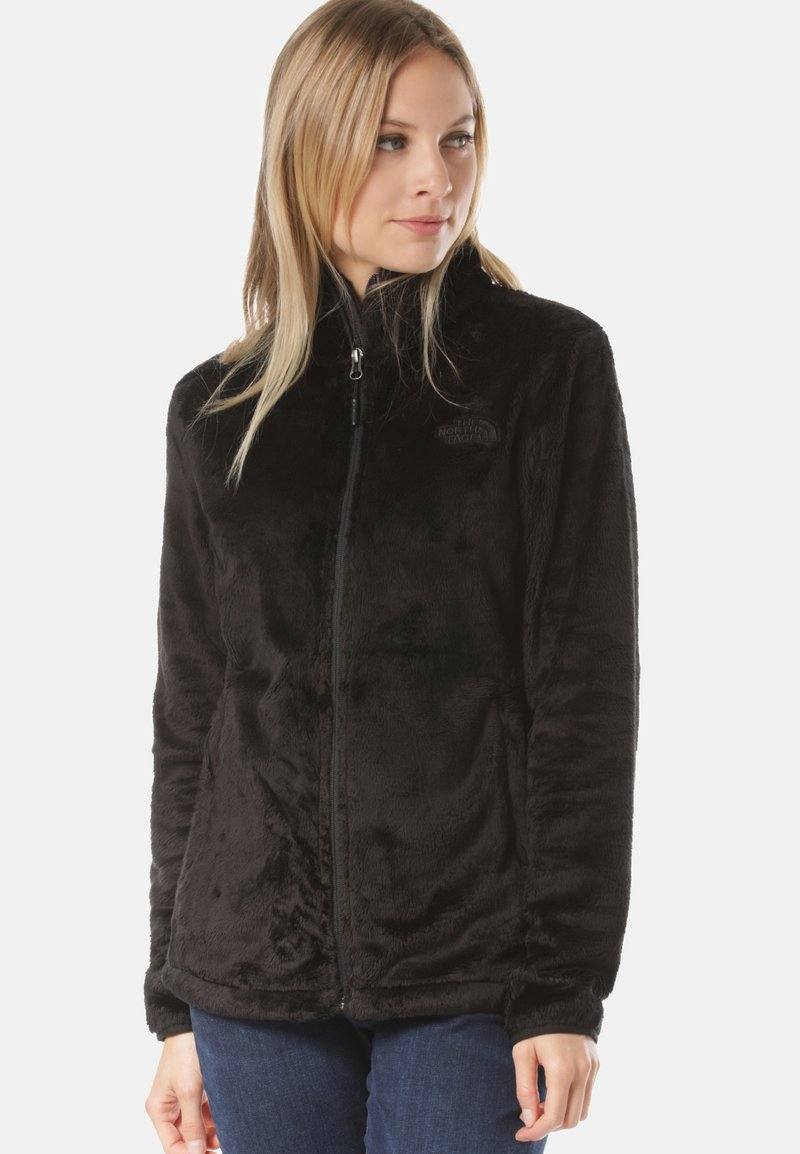 The North Face - Fleece jacket - black