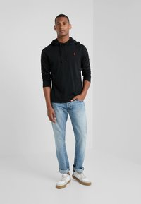Polo Ralph Lauren - Felpa con cappuccio - black/red - 1
