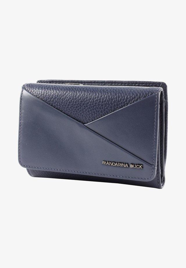 Wallet - dress blue