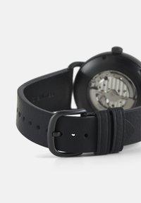 Emporio Armani - LUIGI - Watch - black - 1