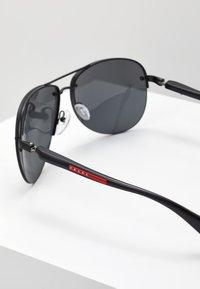 Prada Linea Rossa - Solglasögon - black - 2
