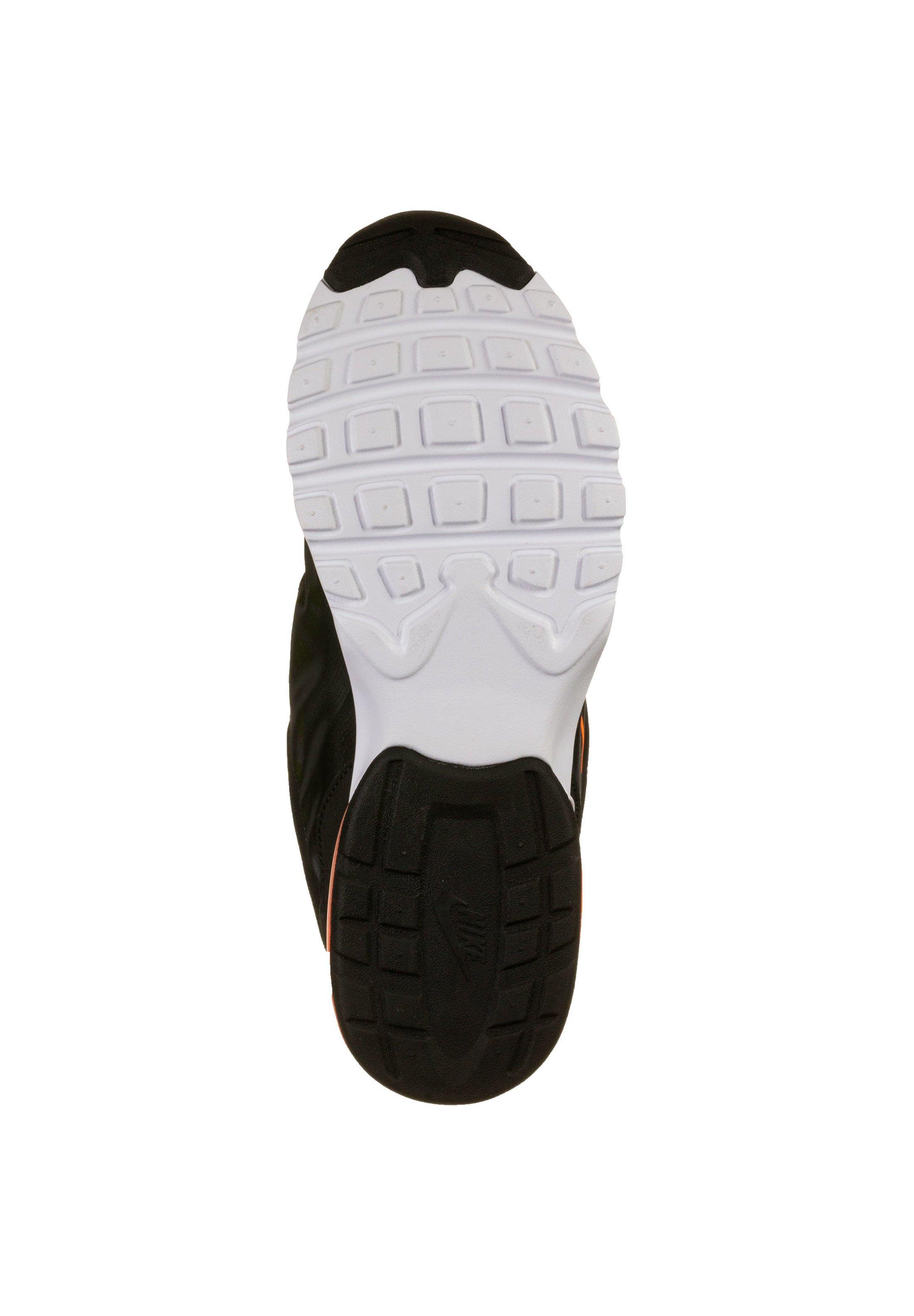 Nike Sportswear VG-R  - Sneaker low - white / total orange / anthracite / black/schwarz - Herrenschuhe O7nbW