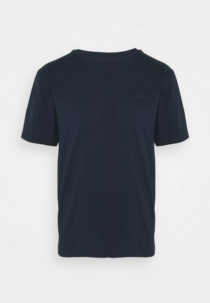 DALE LOGO PATCH - T-shirts - navy