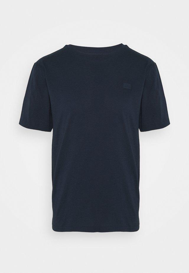 DALE LOGO PATCH - T-shirt basic - navy