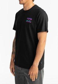 Billabong - WARCHILD  - Print T-shirt - black - 3
