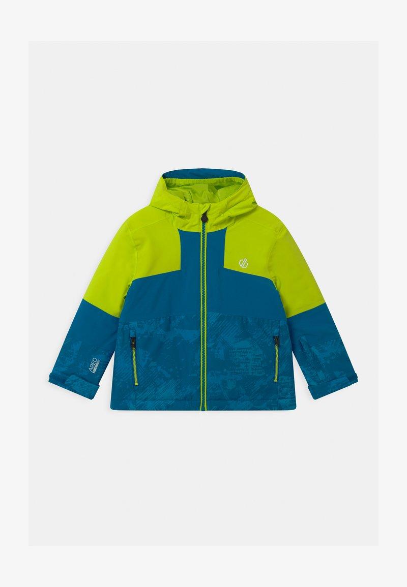 Dare 2B - CAVALIER UNISEX - Snowboard jacket - lime/petrol