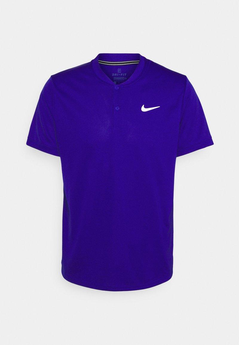 Nike Performance - BLADE - T-shirts basic - concord/white