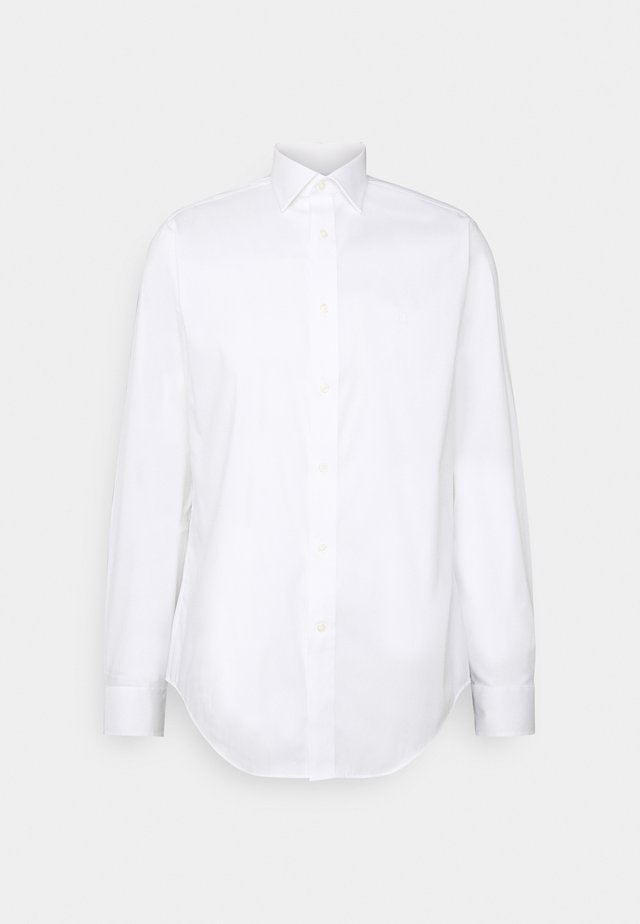 SPREAD LOGO - Formal shirt - white