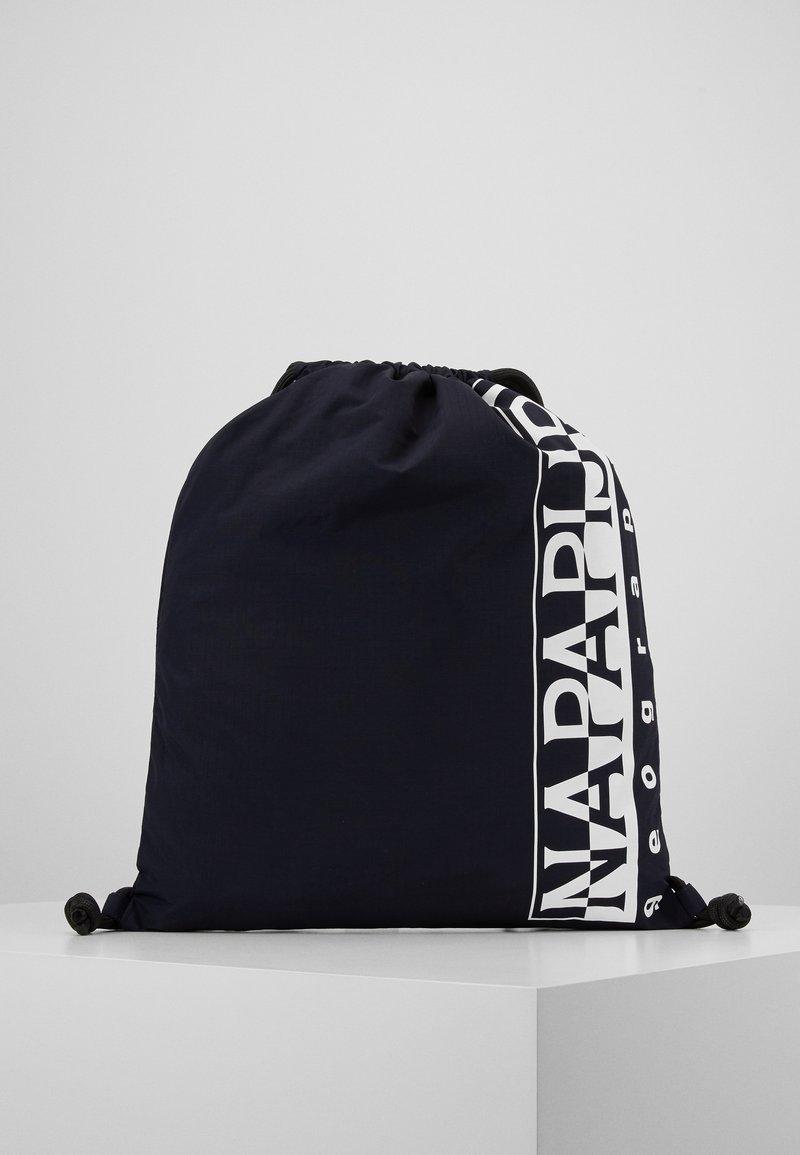 Napapijri - HACK GYM - Sportovní taška - blu marine