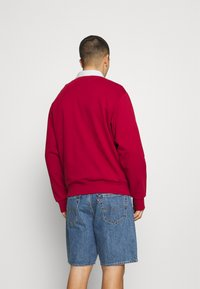 Weekday - RON RUGGER - Sweatshirt - red medium - 2