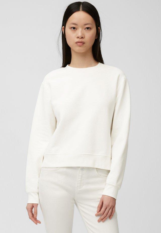Mikina - paper white
