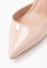 Call it Spring - VICTORIA - Zapatos altos - bone - 2