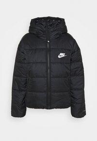 Nike Sportswear - CLASSIC - Winter jacket - black/white - 7