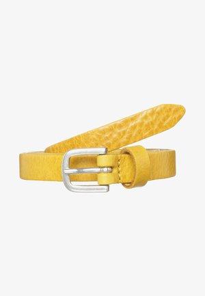 Belt - sonnenblumen gelb