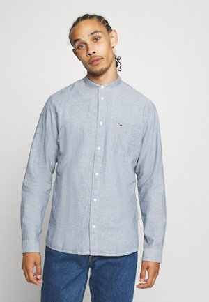 MAO SHIRT - Shirt - twilight navy
