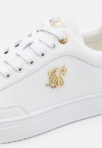 SIKSILK - WAVE - Sneakers basse - white - 5