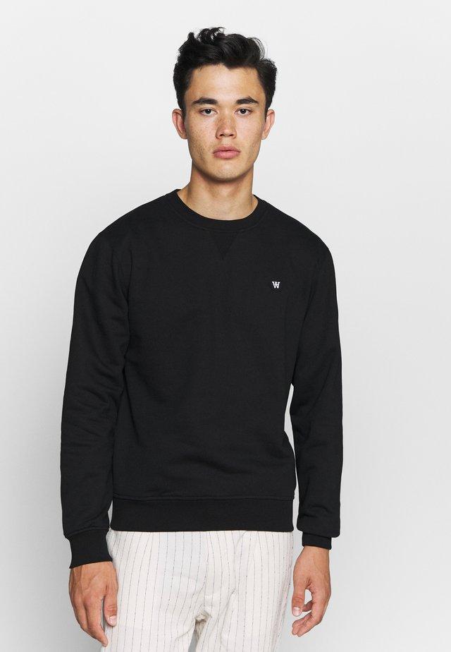 TYE - Sweater - black