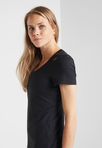 Reebok - TEE - T-Shirt basic - black - 3