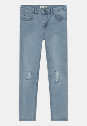 MINI - Straight leg jeans - byron mid blue