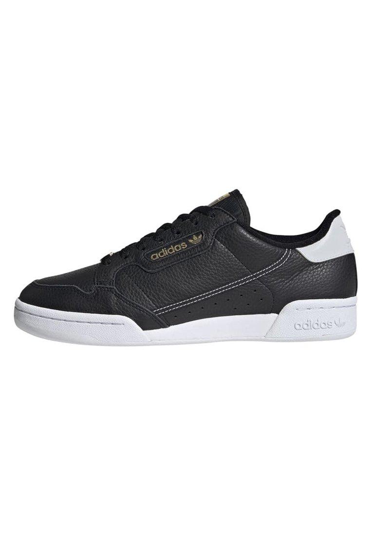 adidas Originals - CONTINENTAL 80 SHOES - Trainers - black
