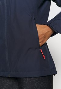 Salewa - AQUA - Hardshell jacket - navy blazer - 6