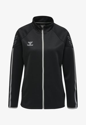 HMLCIMA - Training jacket - black