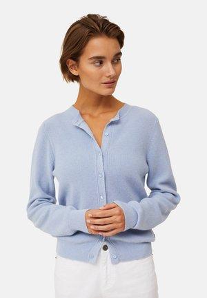 ALINA - Cardigan - light blue melange