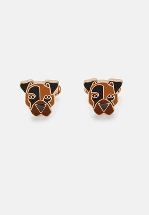 MEN CUFFLINK FACE - Cufflinks - multi-coloured
