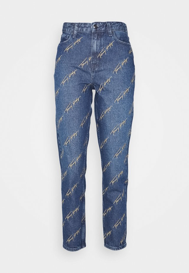 GRAMERCY - Jeans Tapered Fit - blue