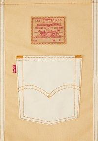 Levi's® - WOMENS TOTE - Bolso shopping - regular khaki - 4