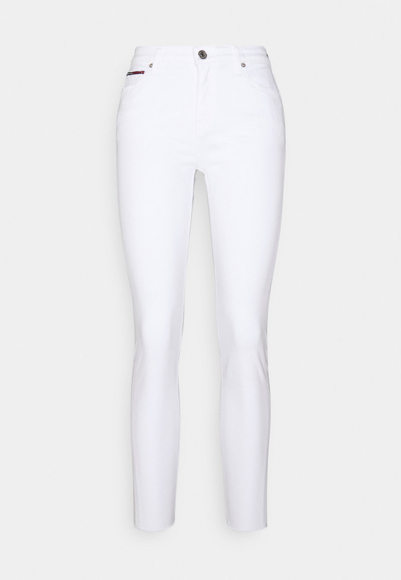 Tommy Jeans - SYLVIA ANKLE - Jeans Skinny Fit - white denim