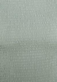 Gestuz - MAZZI BLOUSE - Pusero - slate gray - 6