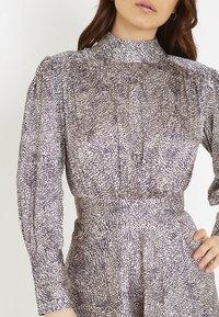 BEAUUT - Shirt dress - multicolour - 4
