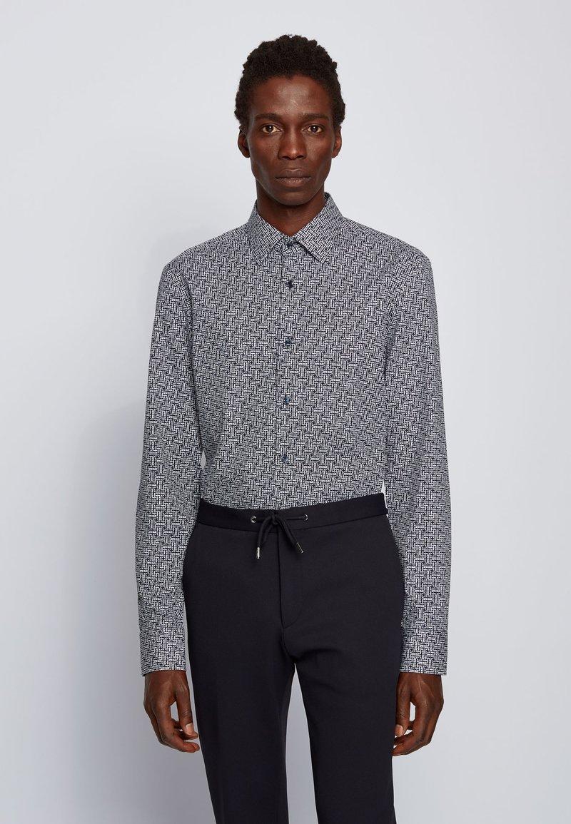 BOSS - JANGO - Shirt - dark blue