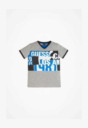 """A$AP ROCKY"" - Camiseta estampada - mehrfarbig grau"