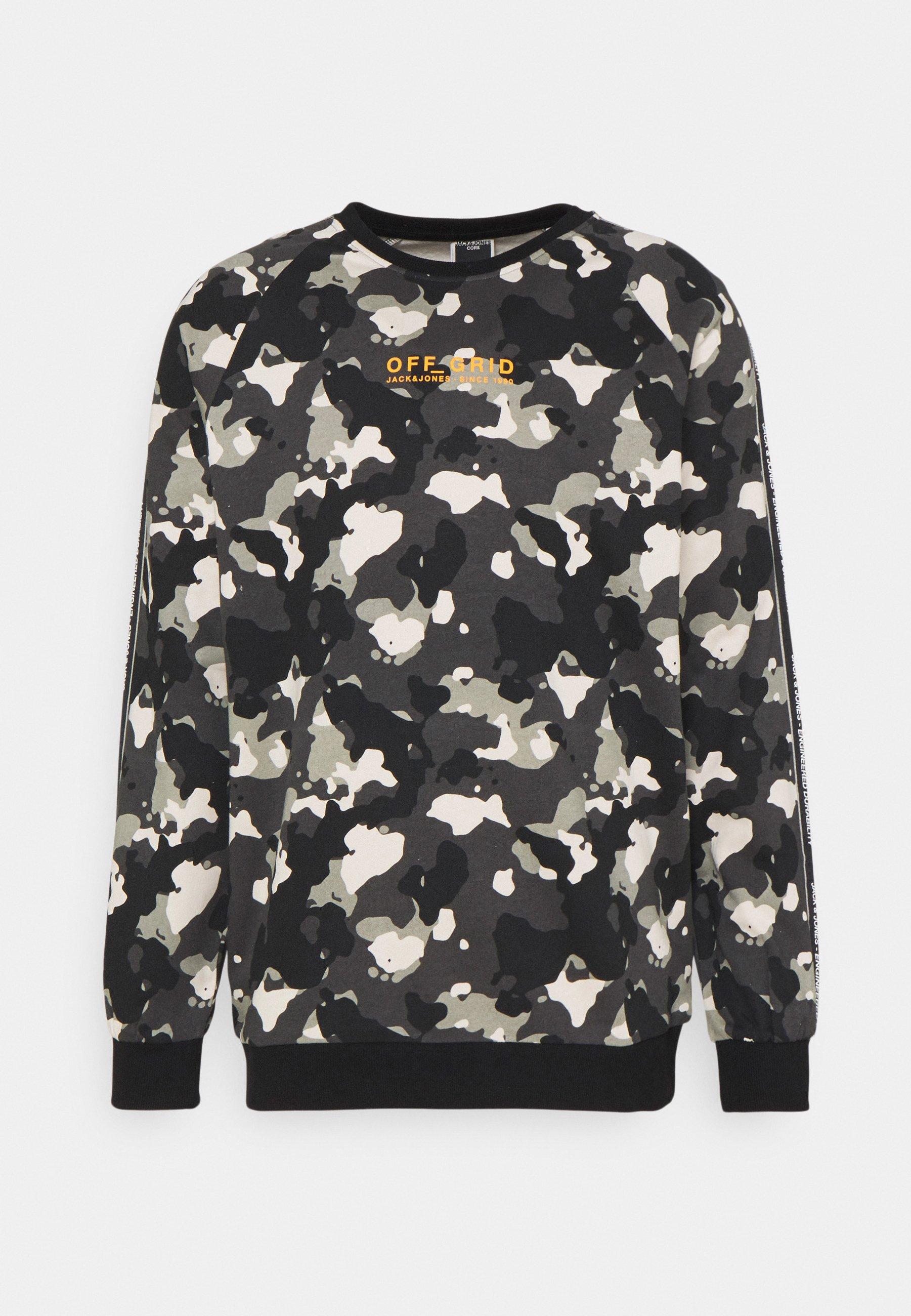 Men JCOCAMO CREW - Sweatshirt