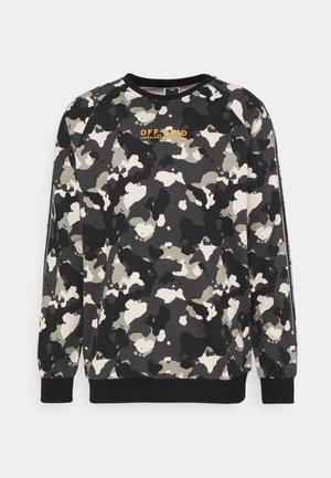 JCOCAMO CREW - Sweatshirt - black