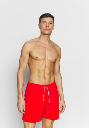 DIRIK SOLID AW SWIMSHORT - Plavky - darkk acid