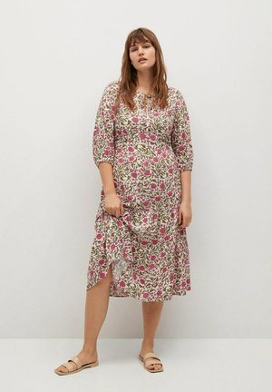 ROUSE8 - Denní šaty - pink