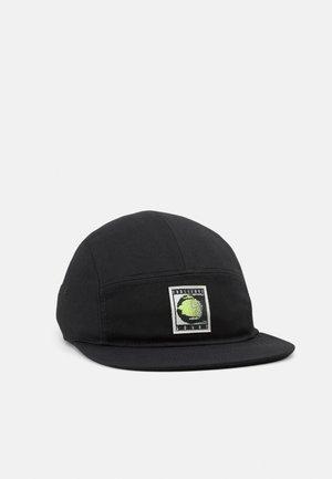 CHALLENGE UNISEX - Cap - black