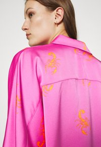 Cras - BIJOU - Button-down blouse - pink - 4