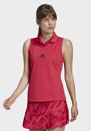 TENNIS MATCH TANK TOP HEAT RDY - Poloshirt - pink