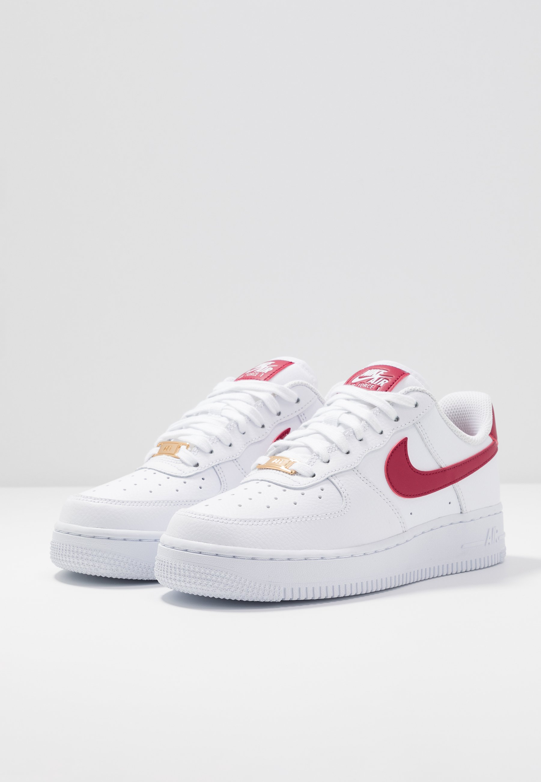 AIR FORCE 1 - Baskets basses - white/noble red