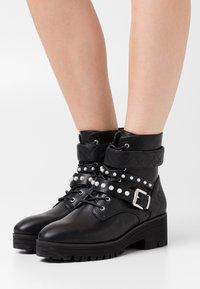 Anna Field - Platform ankle boots - black - 0