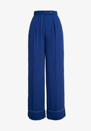 ENIL - Pantaloni - ultramarine
