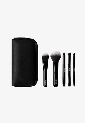 TRAVEL BRUSH SET - Makeupbørstesæt - -