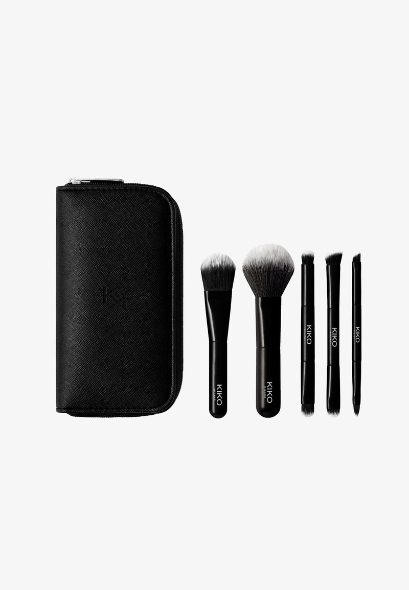 KIKO Milano - TRAVEL BRUSH SET - Pinsel-Set - -