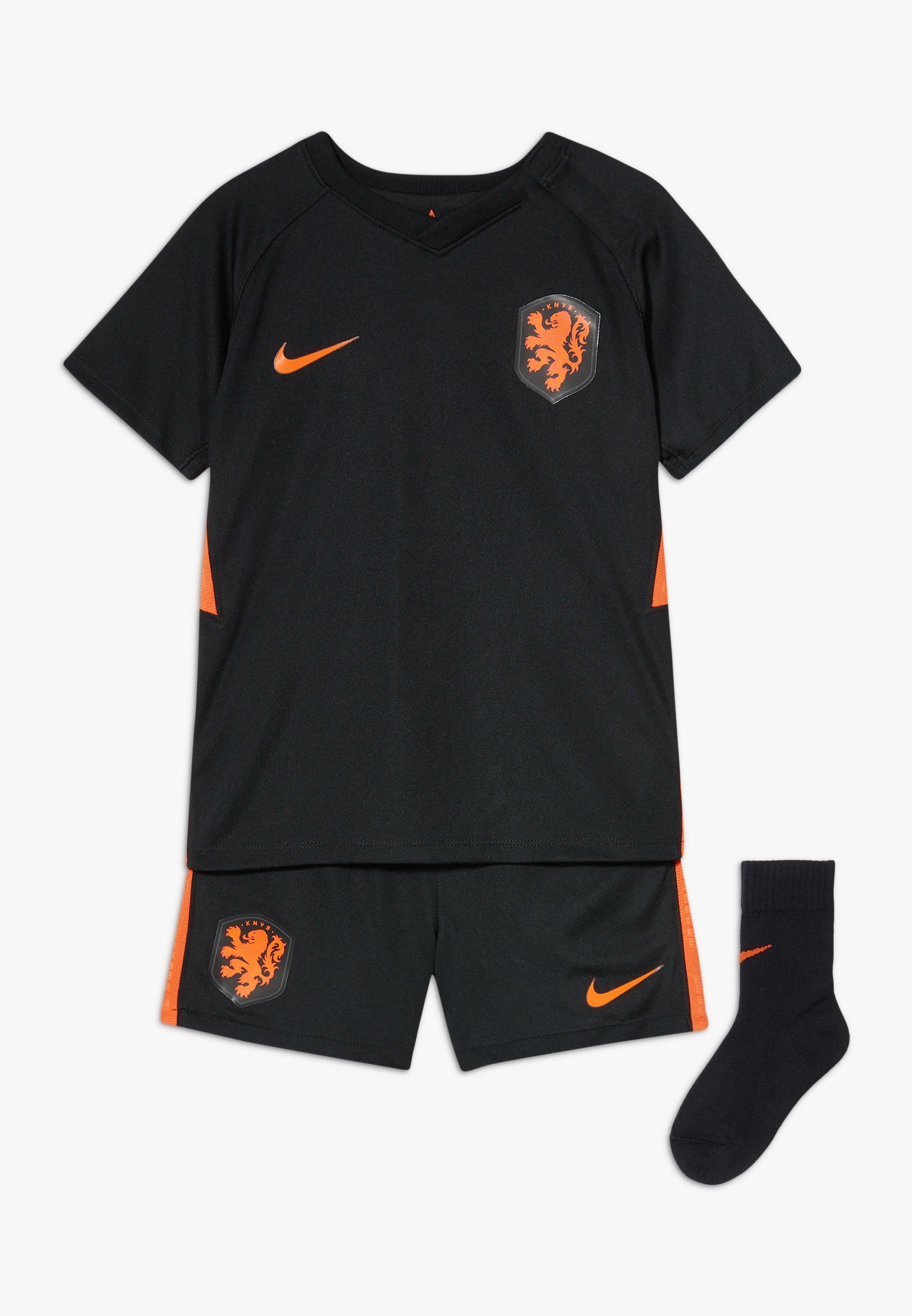 Kids NIEDERLANDE KNVB I NK BRT KIT AW SET - Sports shorts