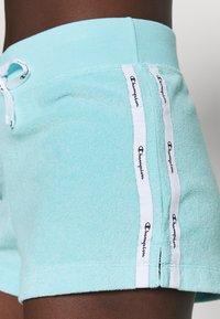 Champion - SHORTS - Pantalón corto de deporte - turquoise - 3